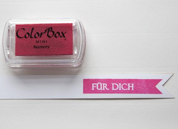 Pigment Stempelkissen Pink / Razzberry