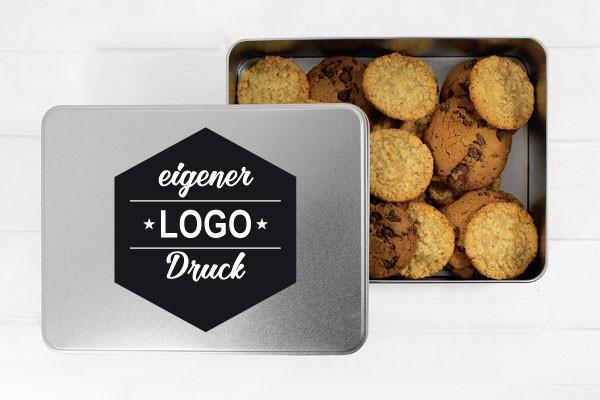 Geschenkdose XL - mit eigenem Logo