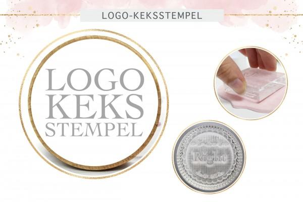 Keksstempel mit eigenem Logo bestellen