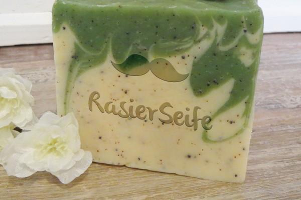 Seifen Stempel für Logo Seife Rasier Seife