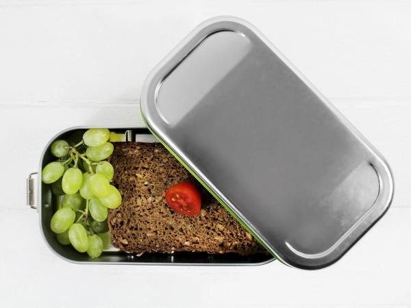 Lunchbox inkl. 2 Abtrenner