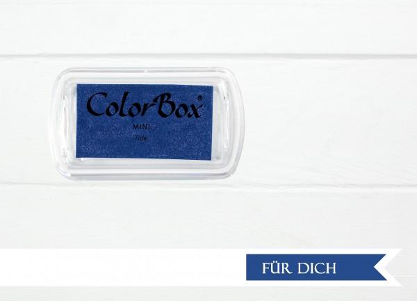 Pigment Stempelkissen Tide / Gezeiten