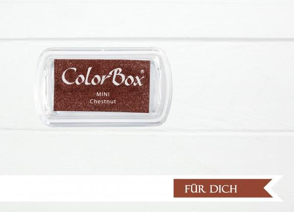 Pigment Stempelkissen Chestnut