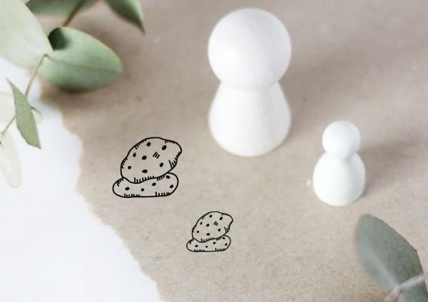 Kartoffel Motivstempel
