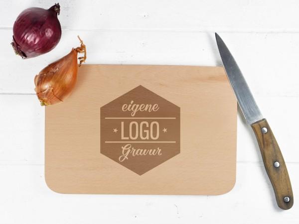 Frühstücksbrett - mit eigenem Logo